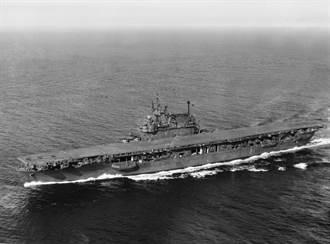 台灣海空戰72週年 美傳奇航艦企業號不朽的功績