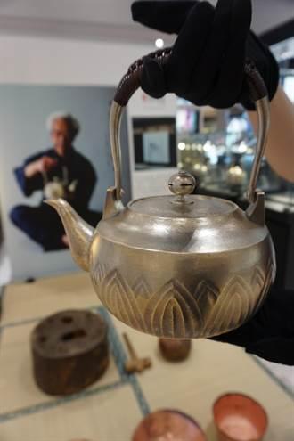 南紡展「日本最美銀壺」 金工大師將現場示範