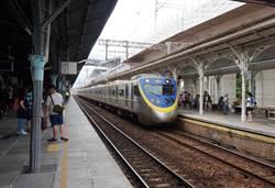 台中火車站將熄燈  鐵道迷守候紀錄