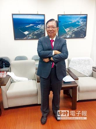 國產 台北港第二儲運中心落成