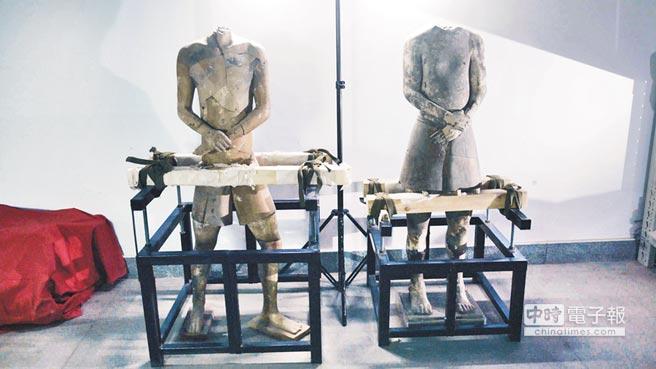 證據顯示,兵馬俑的靈感來源於古希臘。(國家地理頻道提供)