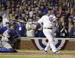 MLB》孟泰洛代打滿貫炮 小熊打垮道奇開胡