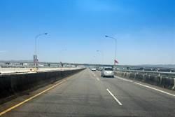 苗栗北勢大橋改建 封閉北上改南下雙向