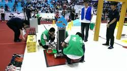 TDK水男孩機器人大賽 高應大、南榮科大奪冠