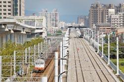 鐵路高架化啟動 揮別末班車 百年台中火車站 熄燈