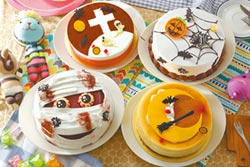 萬聖節商機開戰 米奇搞鬼 甜甜圈搗蛋