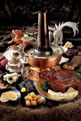 忽必烈最愛 六福皇宮「天驕大汗宴」上桌