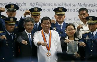 菲總統: 軍購項目將納訪中議程