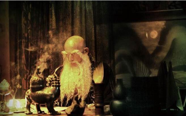 畢安生曾飾演胎《聶隱娘》中的空空兒。圖/擷取自胎哥比的部落格