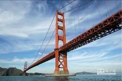 防跳桥自杀 美金门大桥再增巡警