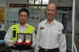 金門消防員李錫安 2項發明國際展獲獎