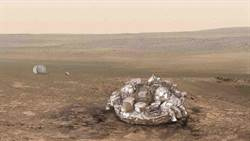 歐洲探測器成功登陸火星 但失去訊號