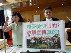台中空氣品質差 市議員要求市府趕走火力發電廠