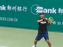 寧波網球挑戰賽  盧彥勳晉8強