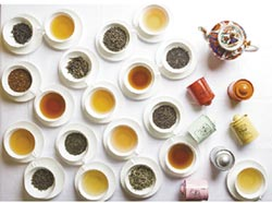 渾厚大地香 沖泡世界5大特色茶