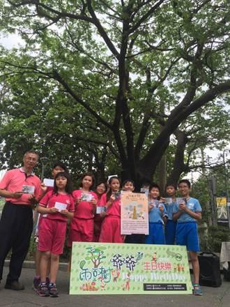 屏東公園雨豆樹大道  傳承百年記憶