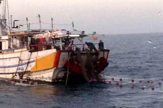 澎漁船近岸違規拖網  海巡取締送裁處