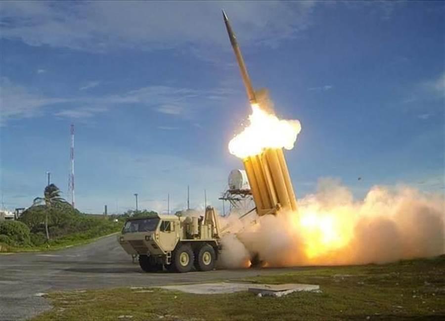 美韓兩國19日舉行「2+2」部長級會議,會後,美國國務卿凱瑞證實,美方將盡快把薩德反導系統運往南韓。(圖/維基百科)
