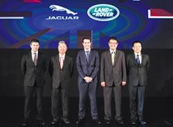 Jaguar Land Rover 在台重裝上陣