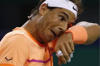 網球》納達爾因傷提前結束今年賽季