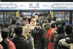 北京CBD擠爆 將超盧森堡總人口