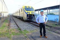 國車國造  台車打造全台第一列輕軌電車