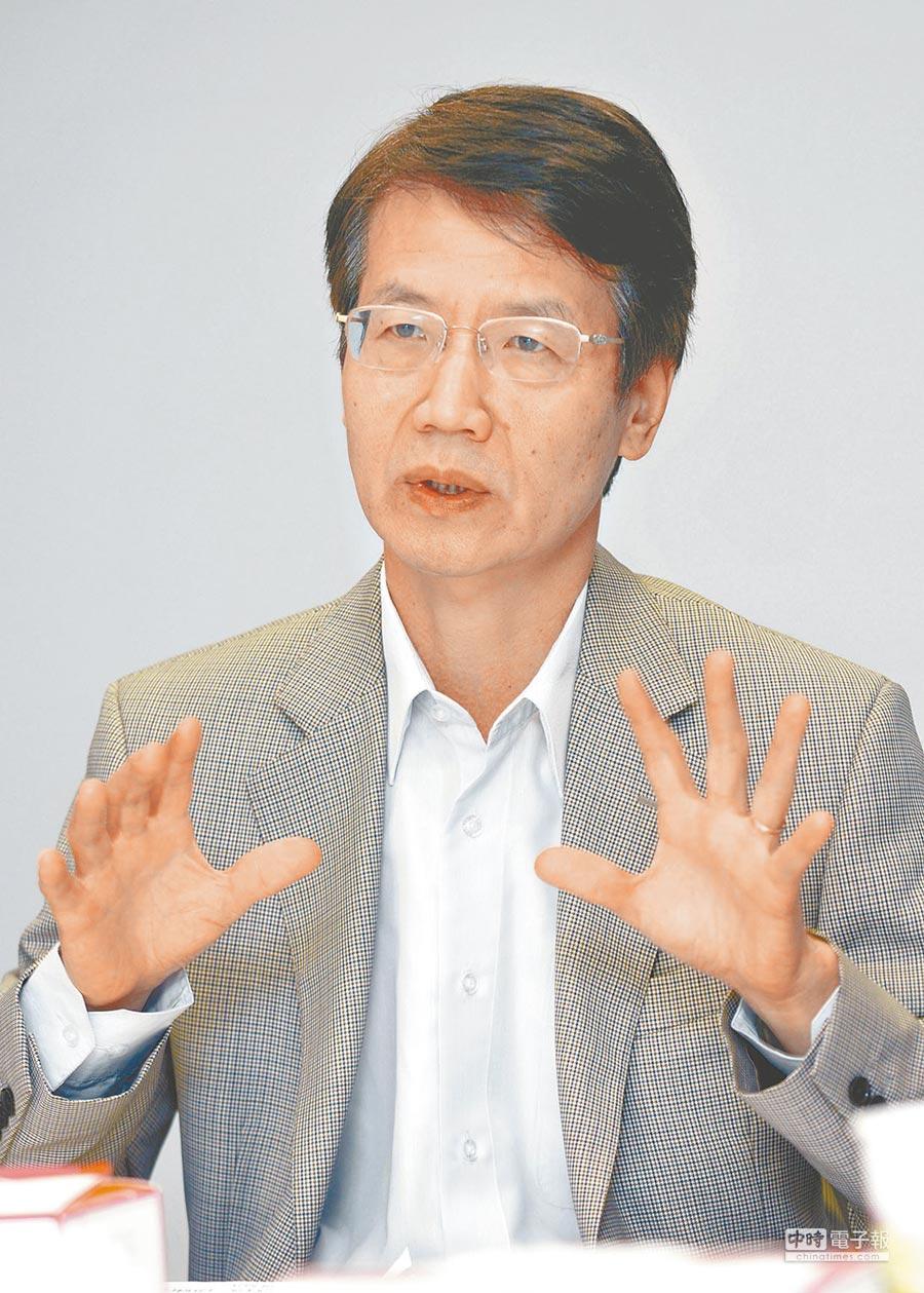 文化大學社會科學院長趙建民。(本報系資料照片)
