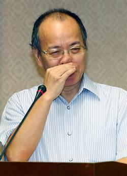 身兼福建省主席 張景森:對我來說是虐待