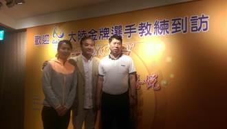 中國金牌教練張阜新:台灣可強力發展競走