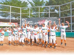 成軍12年 和興國小軟式少棒冠全國