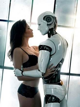 性愛機器人即將到來 科學家:會上癮