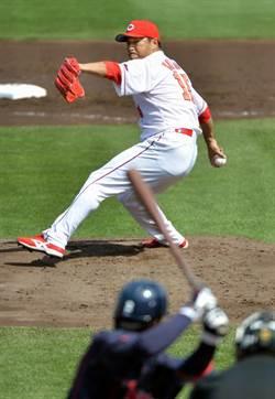 黑田博樹真男人 傷了兩腿還想投