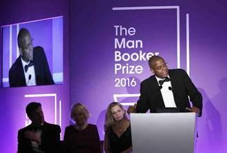 美作家首度奪下英小說大獎曼布克獎