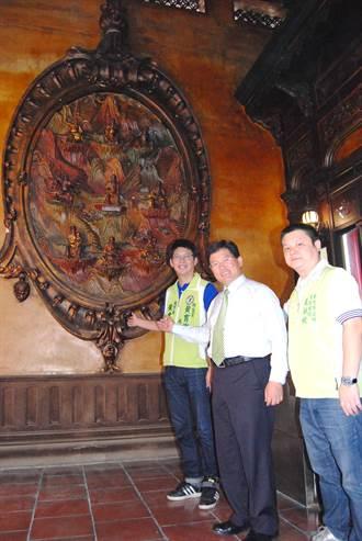 南瑤宮觀音殿歡慶100歲 建築瑰寶見證文化交會