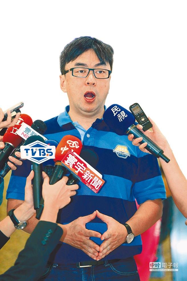立委段宜康連日開炮,直指抓菜蟲一定得先抓台北農產運銷公司。(本報資料照片)
