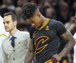 NBA》騎士傷了「大鎖」 尚波特恐腦震盪