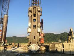 中庄調整池計畫  減低颱風原水黃澄澄