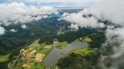 宜蘭雙連埤浮島 颱風後竟飄移百公尺