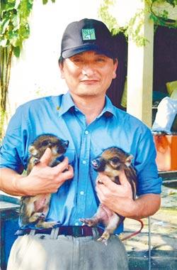 32年保育員 陳進明成猴王之王