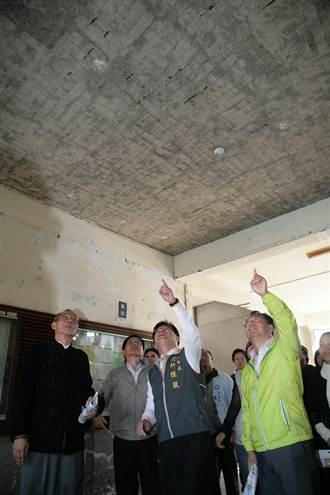 中市府8年50億元整建危險校舍 獲中央補助