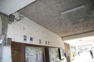 台中整建危險校舍計畫  中央通過補助