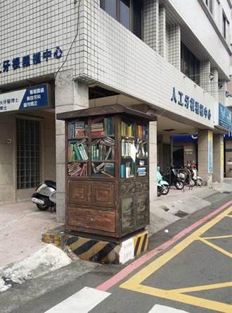 新美學!台南變電箱 化身牛奶盒與LV皮箱