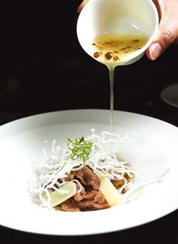 當令美味-蟹黃添香 厲家菜新菜上桌