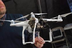 美陸軍雷射炮實測 可擊落無人機