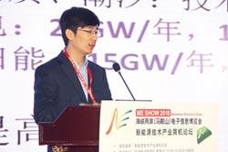 專家:陸發展新能源 應著重太陽能