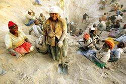 非洲》波札那的鑽石產業