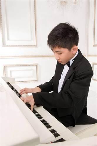 15歲台灣鋼琴少年黃子嘉 羅馬摘冠