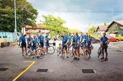 愛丁頓亞太自行車隊 為愛而騎 關懷自閉兒