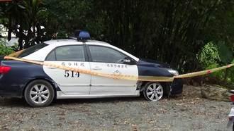 偷車賊剛上銬 警方一時疏忽 警車反被偷