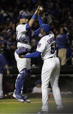 MLB》知道要提前上陣 查普曼超興奮